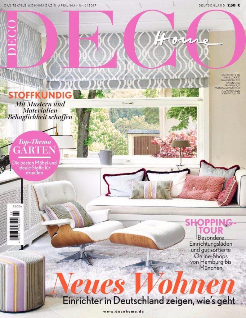 Die 7 beste deutsche Magazine für Design Innenarchitektur Die 7 beste deutsche Magazine für Innenarchitektur & Design DECO HOME Fruejahr 2017 Foto Sabrina Rothe