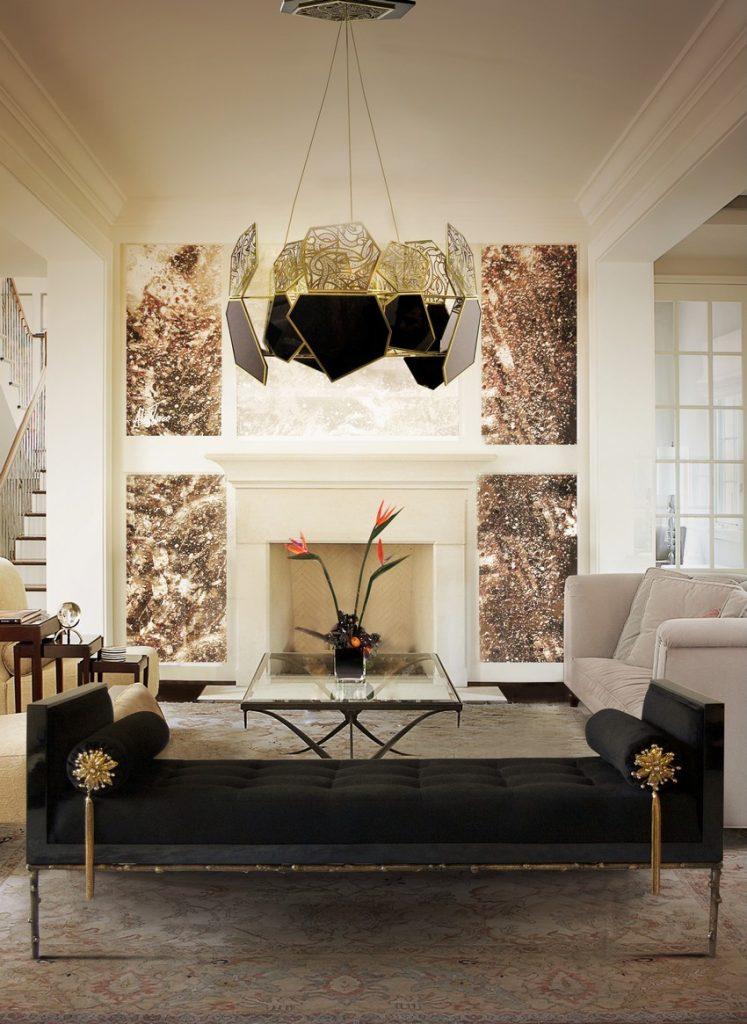 wohn design Top 50 Einrichtungs-Tipps für ein luxuriöses Wohn Design - Teil I KK Living Room 13