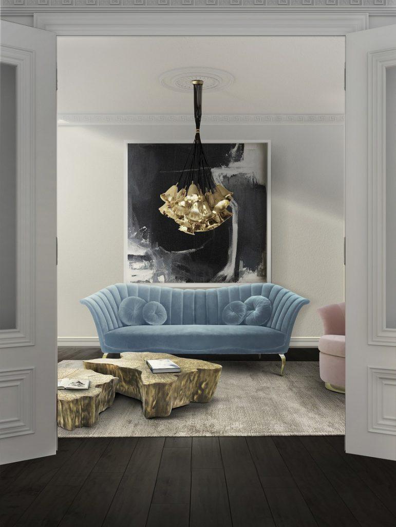 wohn design Top 50 Einrichtungs-Tipps für ein luxuriöses Wohn Design - Teil I KK Living Room 3