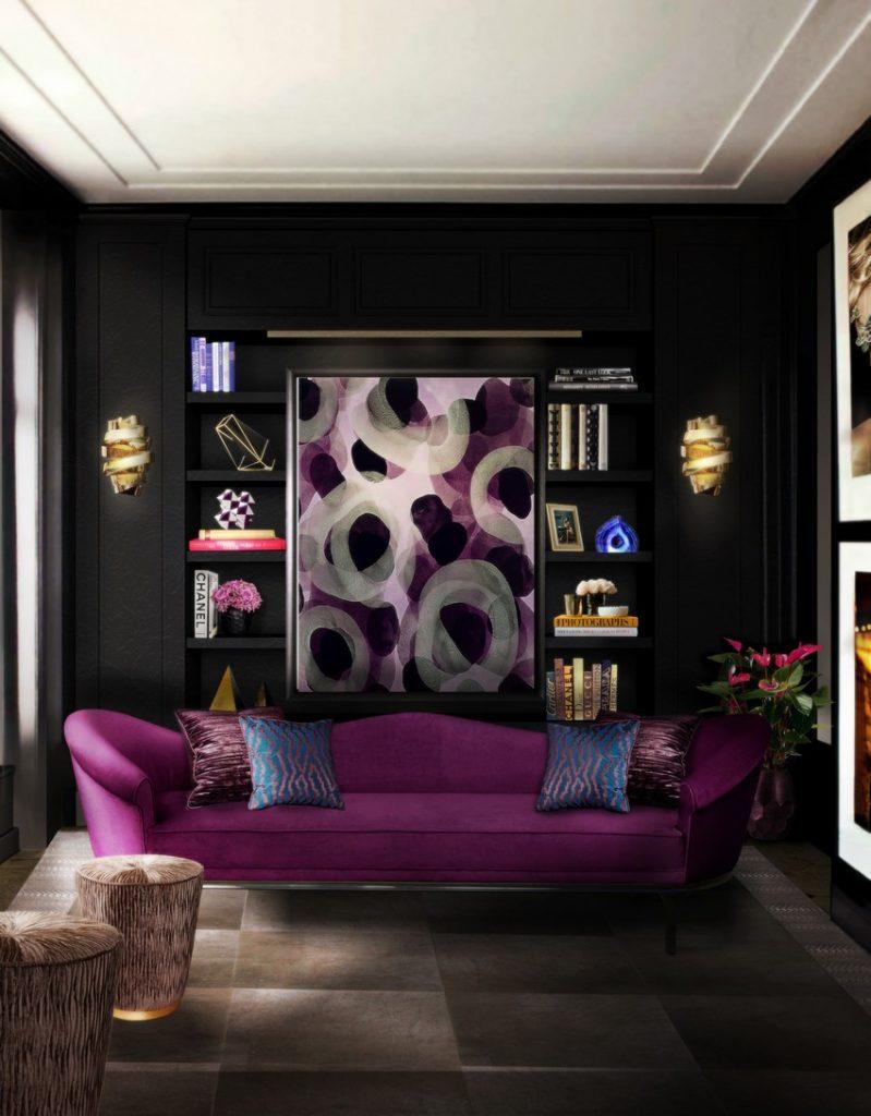 wohn design Top 50 Einrichtungs-Tipps für ein luxuriöses Wohn Design - Teil I KK Living Room 4