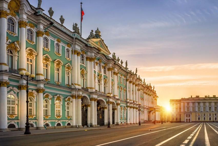 Architektur Architektur der besten Museen weltweit State Hermitage Museum