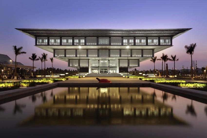 Architektur Architektur der besten Museen weltweit The Hanoi Museum
