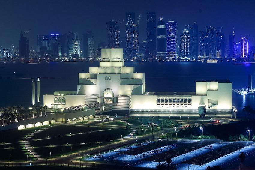 Architektur Architektur der besten Museen weltweit The Museum of Islamic Art