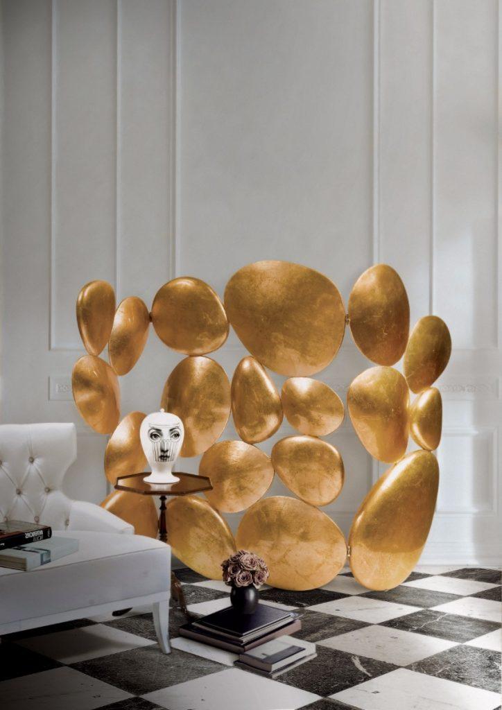 Top 7 beste Wandschirme für ein perfektes Wohnzimmer-Design Wohnzimmer-Design Top 7 beste Wandschirme für ein perfektes Wohnzimmer-Design gold 00
