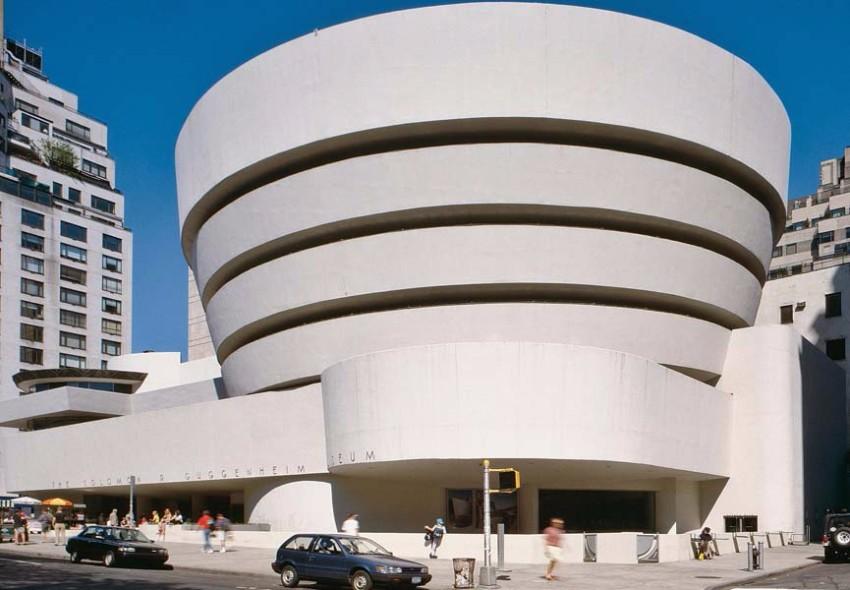 Architektur Architektur der besten Museen weltweit guggenheim museum new york 1