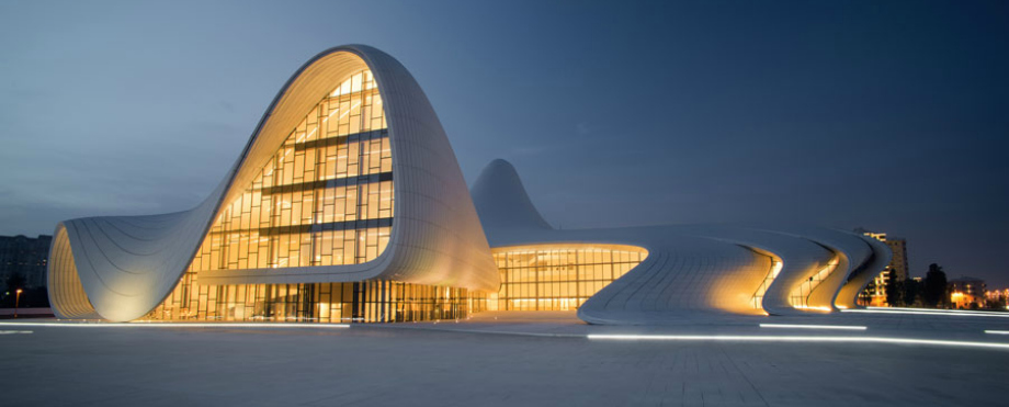 10 Atemberaubendste Architektur Gebäude der Welt
