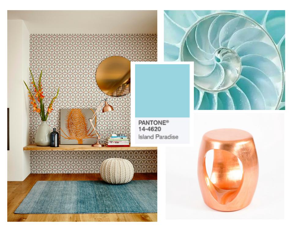 skandinavisches design Skandinavisches Design mit Pantone Farben 2017 Mood board 2