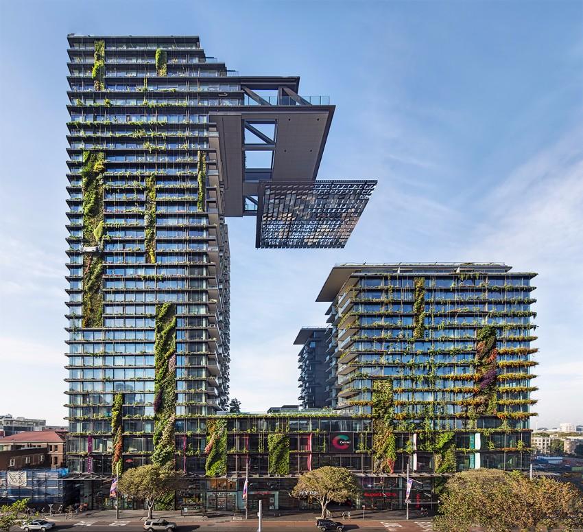 10 Atemberaubendste Gebäude der Welt Architektur 10 Atemberaubendste Architektur Gebäude der Welt One Central Park Australien