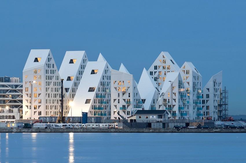 10 Atemberaubendste Gebäude der Welt Architektur 10 Atemberaubendste Architektur Gebäude der Welt The Iceberg D  nemark