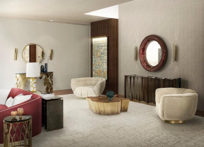 Eine kuratierte Auswahl an trendigen Grundlagen für Ihr Wohnzimmer wohnzimmer Eine kuratierte Auswahl an trendigen Grundlagen für Ihr Wohnzimmer brabbu 1