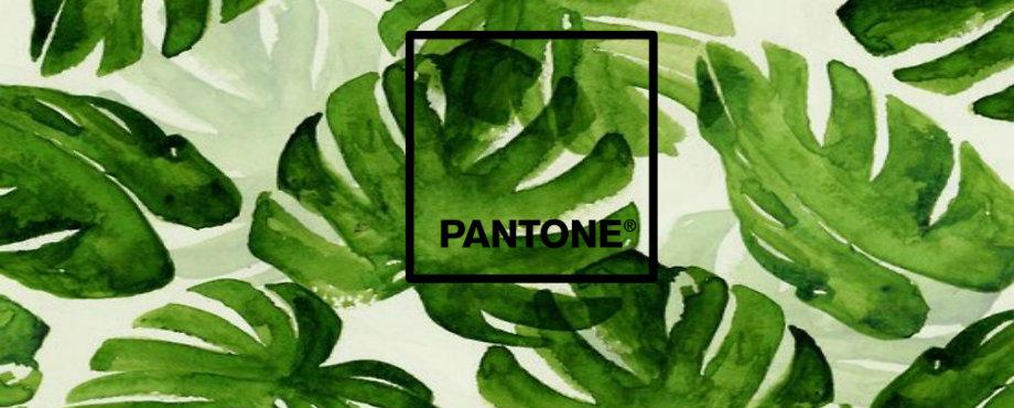 Skandinavisches Design mit Pantone Farben 2017