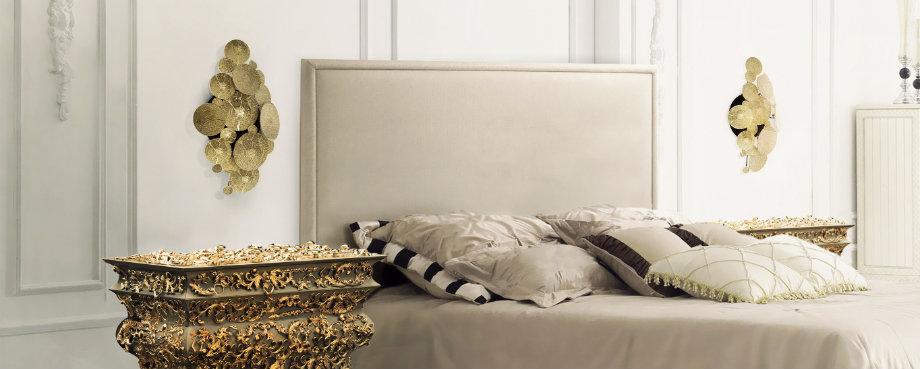 Schlafzimmer Ideen wie man modernstes skandinavisches Design gestalten