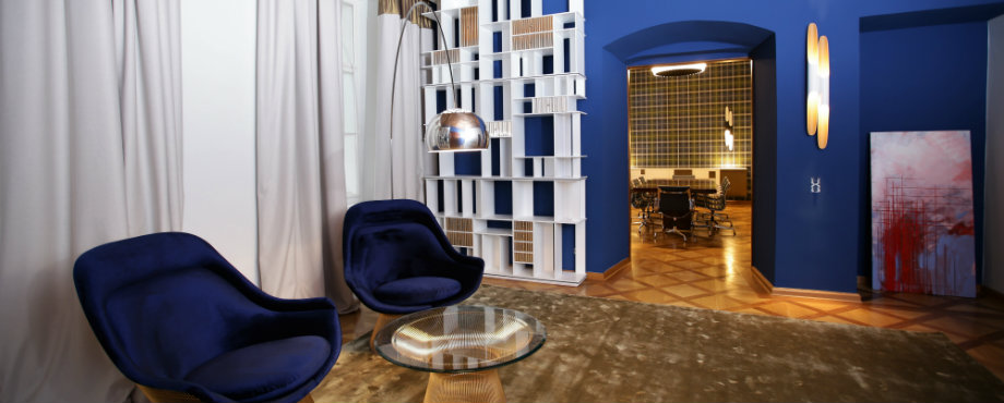 Beste Innenarchitektur Projekte : Das vornehme Büro in Salzburg
