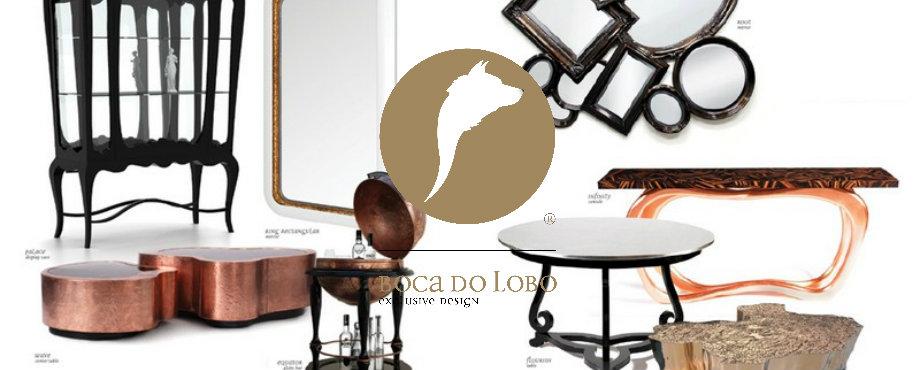 Produktdesign Entdecken Sie die markante Produktdesign Kollektion von Boca do Lobo featurehh
