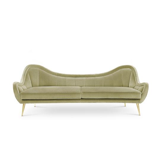 5 Moderne Sofas mit tolles Design und Funktionalität moderne sofas 5 Moderne Sofas mit tolles Design und Funktionalität hermes 2 seater sofa modern contemporary furniture 1