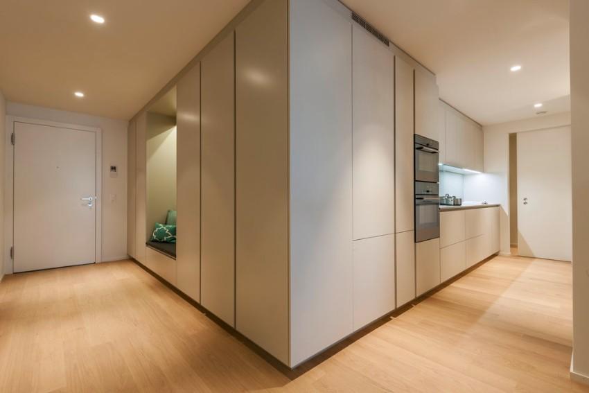 Entdecken Sie die beste Innenarchitektur Projekte von Iria Degen Interiors Innenarchitektur Projekte Entdecken Sie die beste Innenarchitektur Projekte von Iria Degen APARTMENT HARDTURM PARK ZURICH