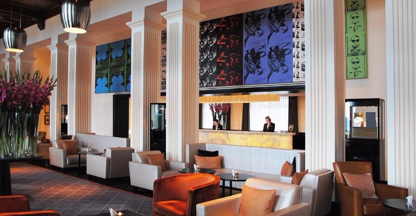 Fantastiche Tipps für eine außergewöhnliche Lobby Design Einrichtungsideen Fantastiche Einrichtungsideen für eine außergewöhnliche Lobby Design Geniessen  Lobby Andy Warhol