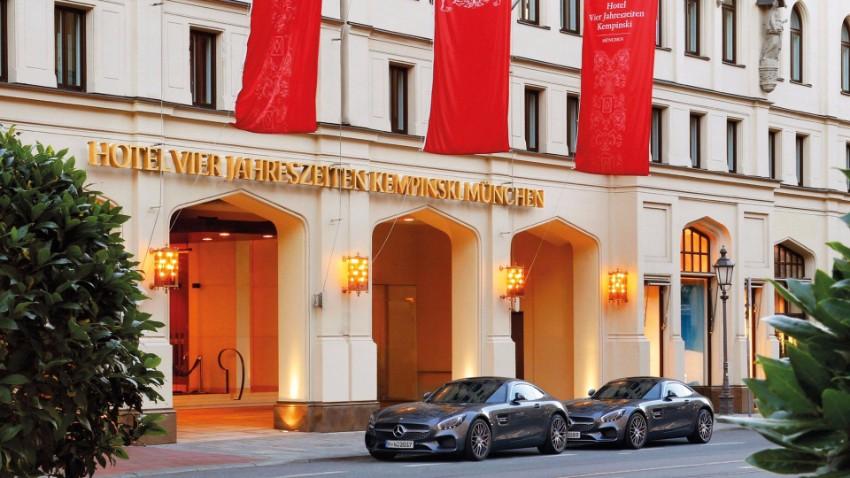 Entdecken Sie Top Plätze in München für das Oktoberfest luxus hotels Entdecken Sie Top Luxus Hotels in München für das Oktoberfest Hotel Vier Jahreszeiten Kempinski Munich