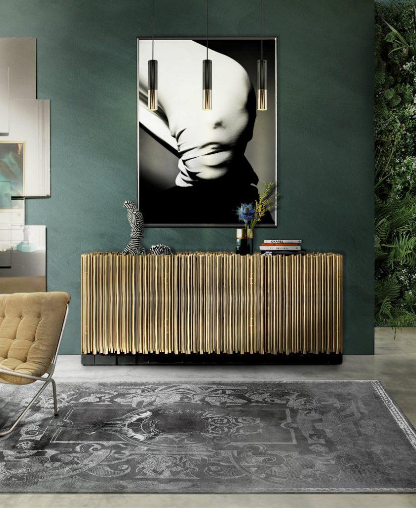 Hotel Design Hochwertige Sideboards für ein exklusives Hotel Design MOODBOARD3 1