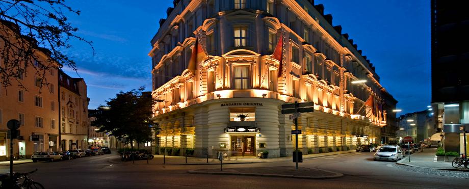 Entdecken Sie Top Luxus Hotels in München für das Oktoberfest luxus hotels Entdecken Sie Top Luxus Hotels in München für das Oktoberfest Mandarin Oriental Munich 1