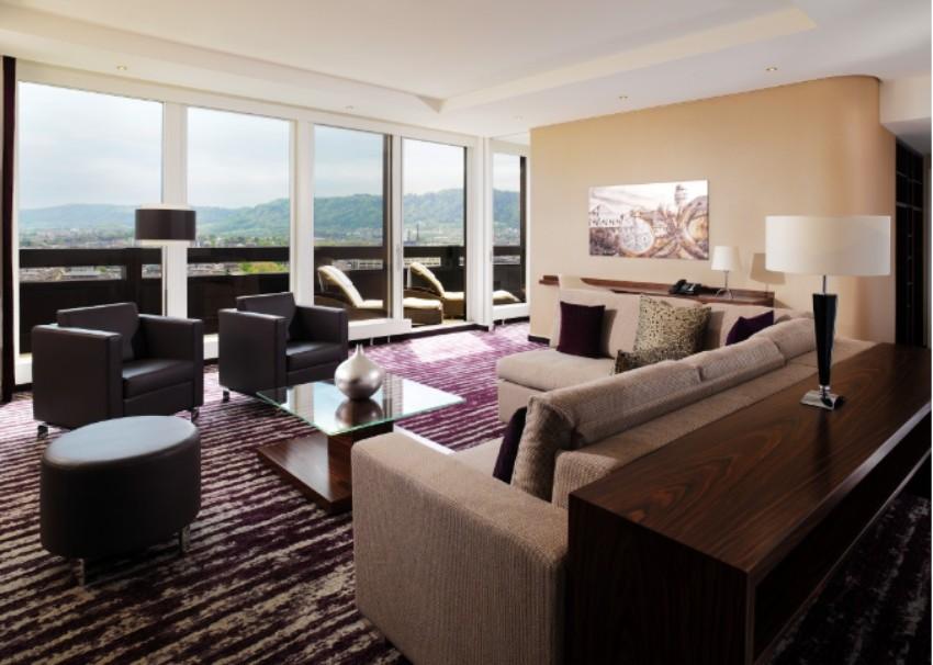 Die beste Projekten bei Carbone Design Innenarchitektur Die beste Innenarchitektur Projekten bei Carbone Design Marriott Hotel Z  rich