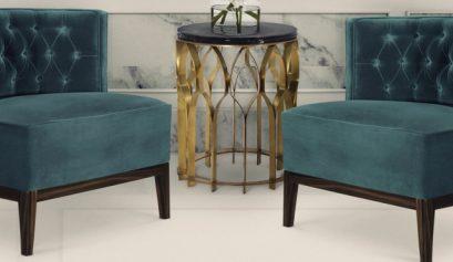 Sensationelle Samt Möbel für jedes Einrichtungsstile