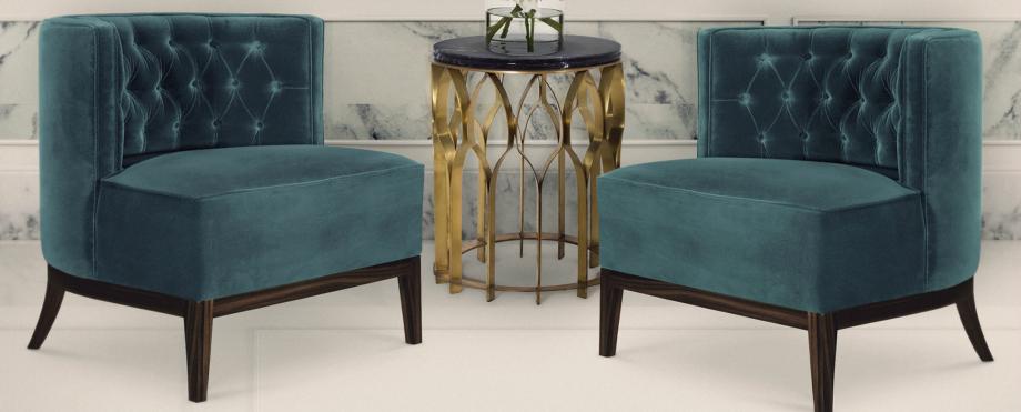 Sensationelle Samt Möbel für jede Einrichtungsstile | Wohn-DesignTrend