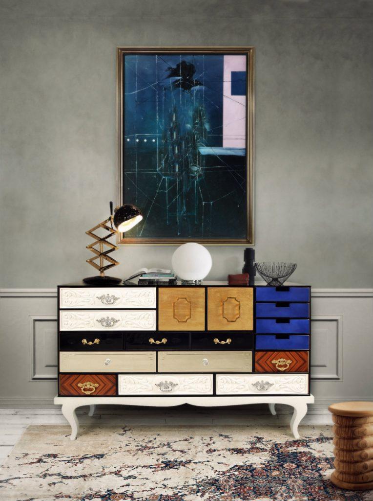 Hotel Design Hochwertige Sideboards für ein exklusives Hotel Design Soho