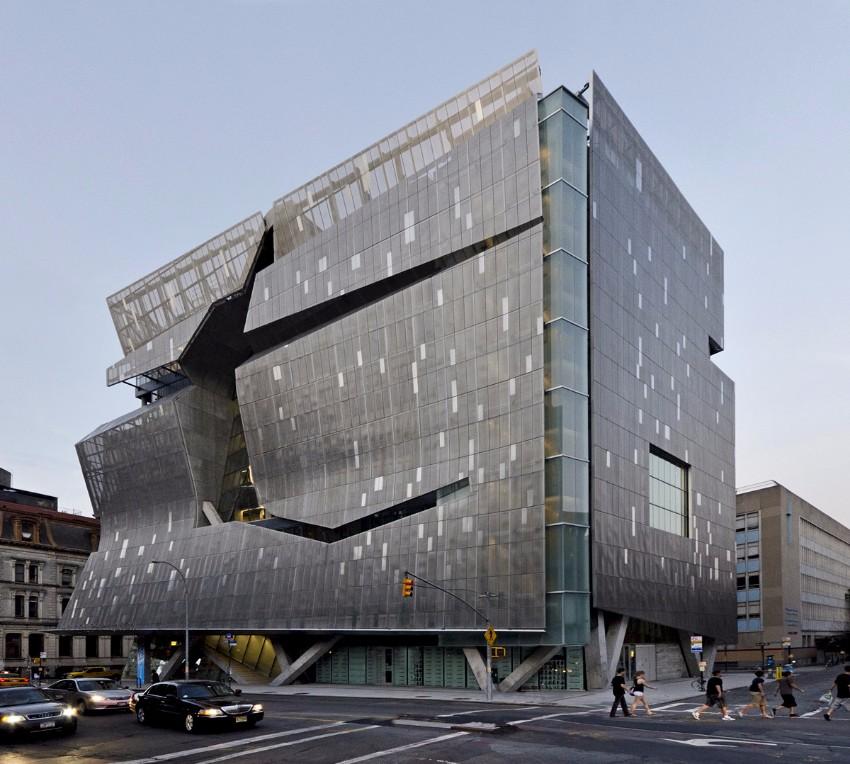 Entdecken Sie 7 anspruchsvolle Reiseziele  Architektur Entdecken Sie 7 anspruchsvolle Reiseziele für Architektur-Lovers The Cooper Union for the Advancement of Science Art NYC