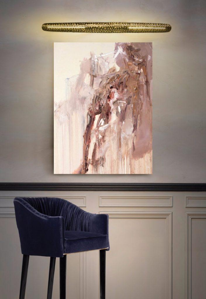 Innenarchitektur luxus  Eine kulturelle Fusion: Luxus Innenarchitektur & Zeitgenössische ...