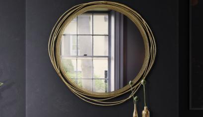 Spiegeln: Die schönste Wandschmück Stücke für ein perfektes Design