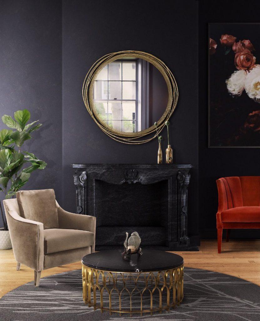 Spiegeln: Die schönste Wandschmück Stücke für ein perfektes Design Spiegeln Spiegeln: Die schönste Wandschmück Stücke für ein perfektes Design brabbu ambience press 107 HR