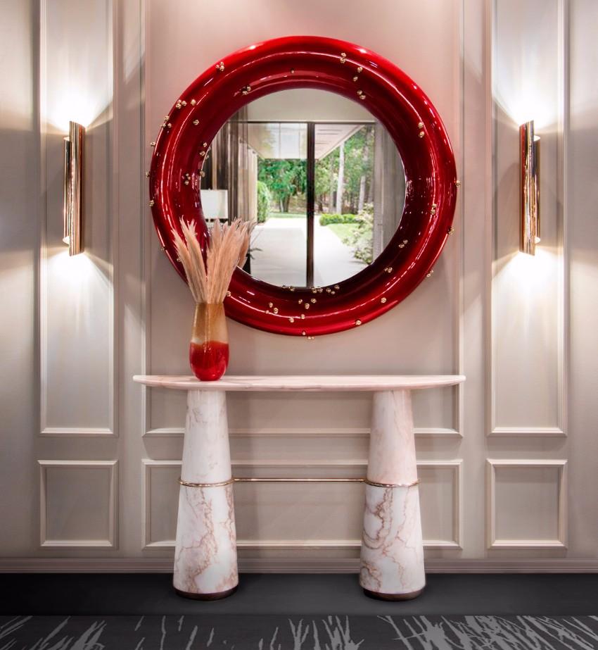 Spiegeln: Die schönste Wandschmück Stücke für ein perfektes Design Spiegeln Spiegeln: Die schönste Wandschmück Stücke für ein perfektes Design brabbu ambience press 83 HR