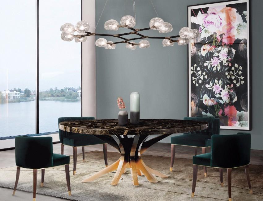 Außergewöhnlichen Einrichtungsideen für das Esszimmer Design Esszimmer Design Außergewöhnlichen Einrichtungsideen für das Esszimmer Design brabbu ambience press 95 HR