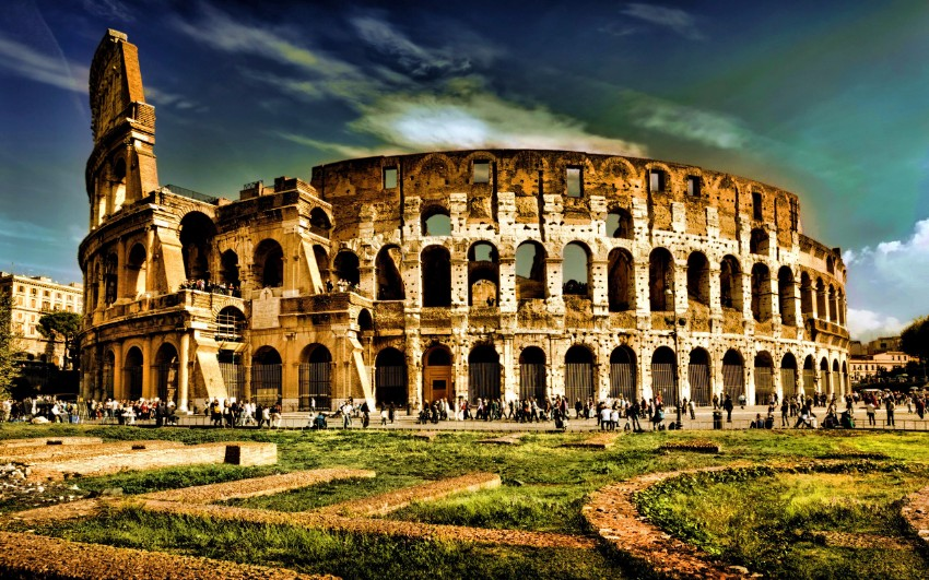 Entdecken Sie 7 anspruchsvolle Reiseziele  Architektur Entdecken Sie 7 anspruchsvolle Reiseziele für Architektur-Lovers colosseum