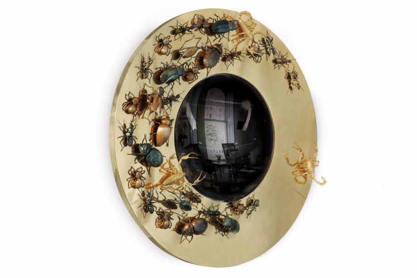 Spiegeln: Die schönste Wandschmück Stücke für ein perfektes Design Spiegeln Spiegeln: Die schönste Wandschmück Stücke für ein perfektes Design convex metamorphosis 03