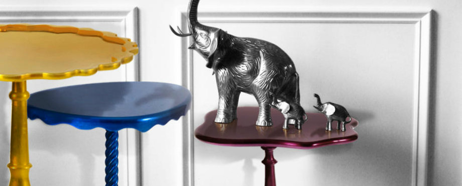 10 Exklusive Design Möbel für einen Bunte Sommer Hausdekor