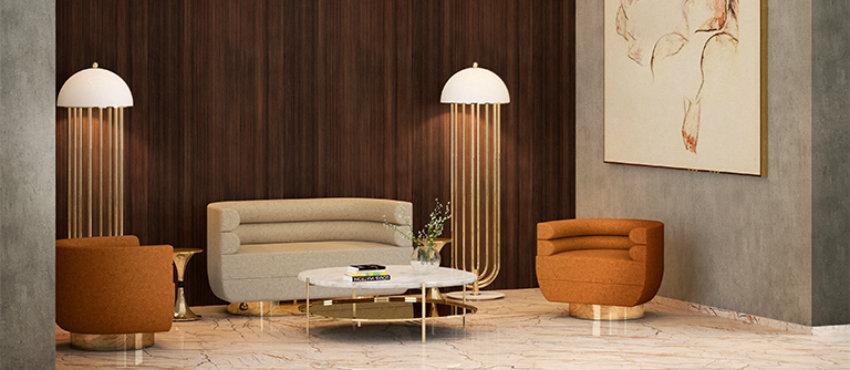 Moderne Couchen, die Ihre Wohnzimmer Sommer Dekoration erfrischen werden