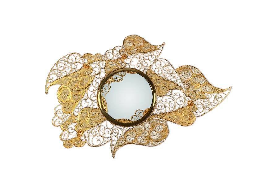 Spiegeln: Die schönste Wandschmück Stücke für ein perfektes Design Spiegeln Spiegeln: Die schönste Wandschmück Stücke für ein perfektes Design filigree mirror 01