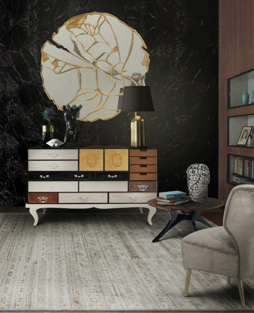 Wandspiegel Exklusives Design: Luxus Wandspiegel, die Persönlichkeit reflektieren glance cover 1