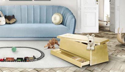 5 luxuriösen Tipps für Kinderzimmer Dekoration
