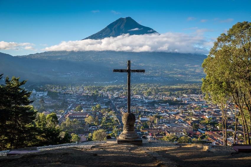 Entdecken Sie 7 anspruchsvolle Reiseziele Architektur Entdecken Sie 7 anspruchsvolle Reiseziele für Architektur-Lovers guatemala