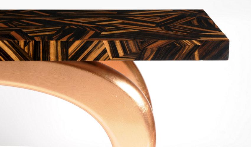 Konsolentische Designmöbel: Top 10 teuersten Konsolentische infinity 01