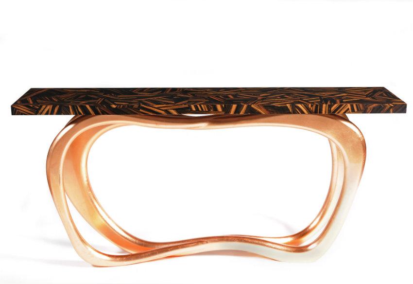 Konsolentische Designmöbel: Top 10 teuersten Konsolentische infinity 02