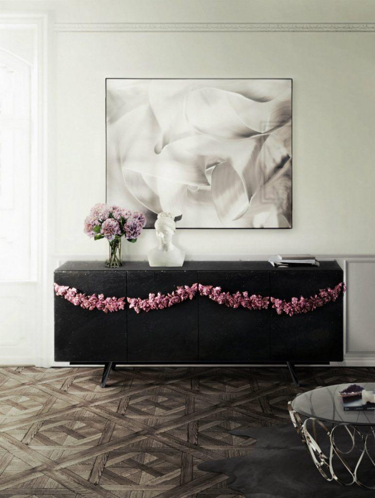 moderne anrichten Moderne Anrichten, die Funktionalität und Luxus Design verbinden majestic 04