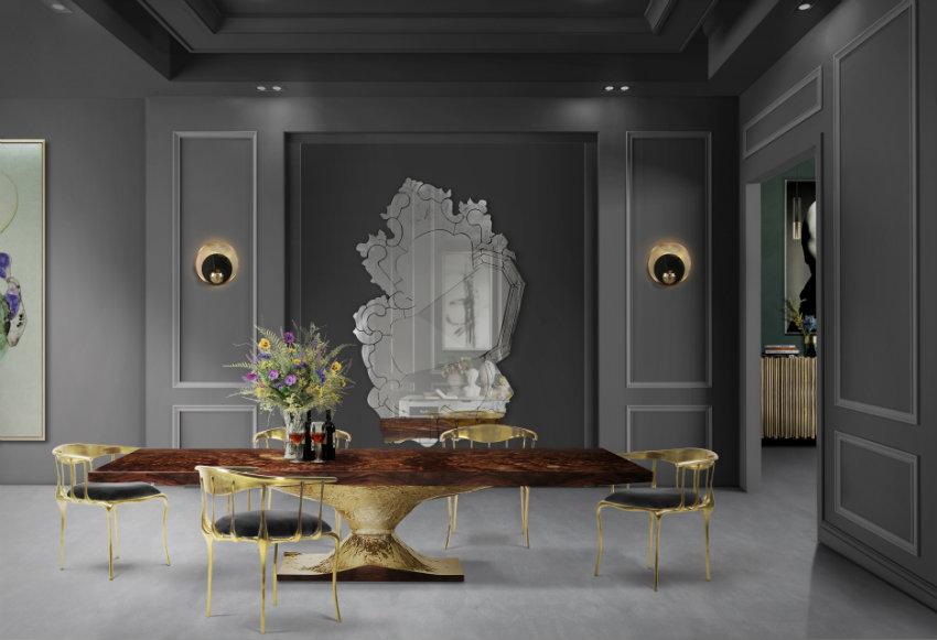 Wandspiegel Exklusives Design: Luxus Wandspiegel, die Persönlichkeit reflektieren metamorphosis dining hr 01