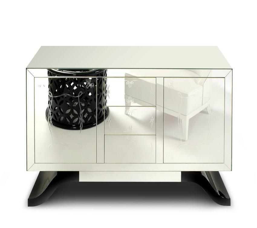 moderne anrichten Moderne Anrichten, die Funktionalität und Luxus Design verbinden metropolitan 01 1