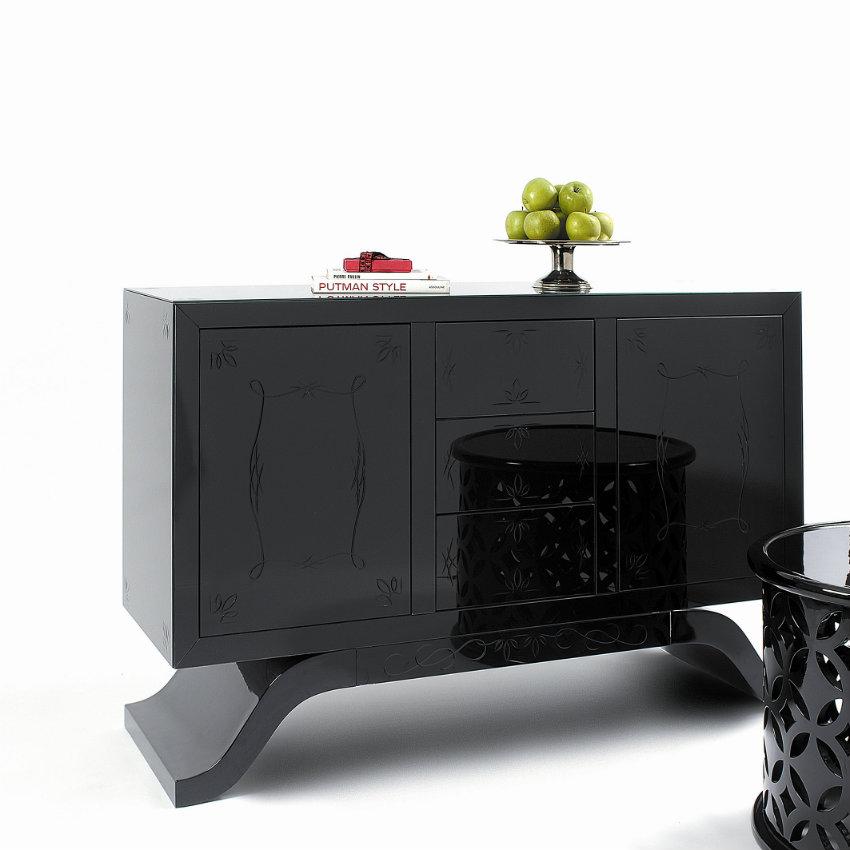 moderne anrichten Moderne Anrichten, die Funktionalität und Luxus Design verbinden metropolitan 03 1