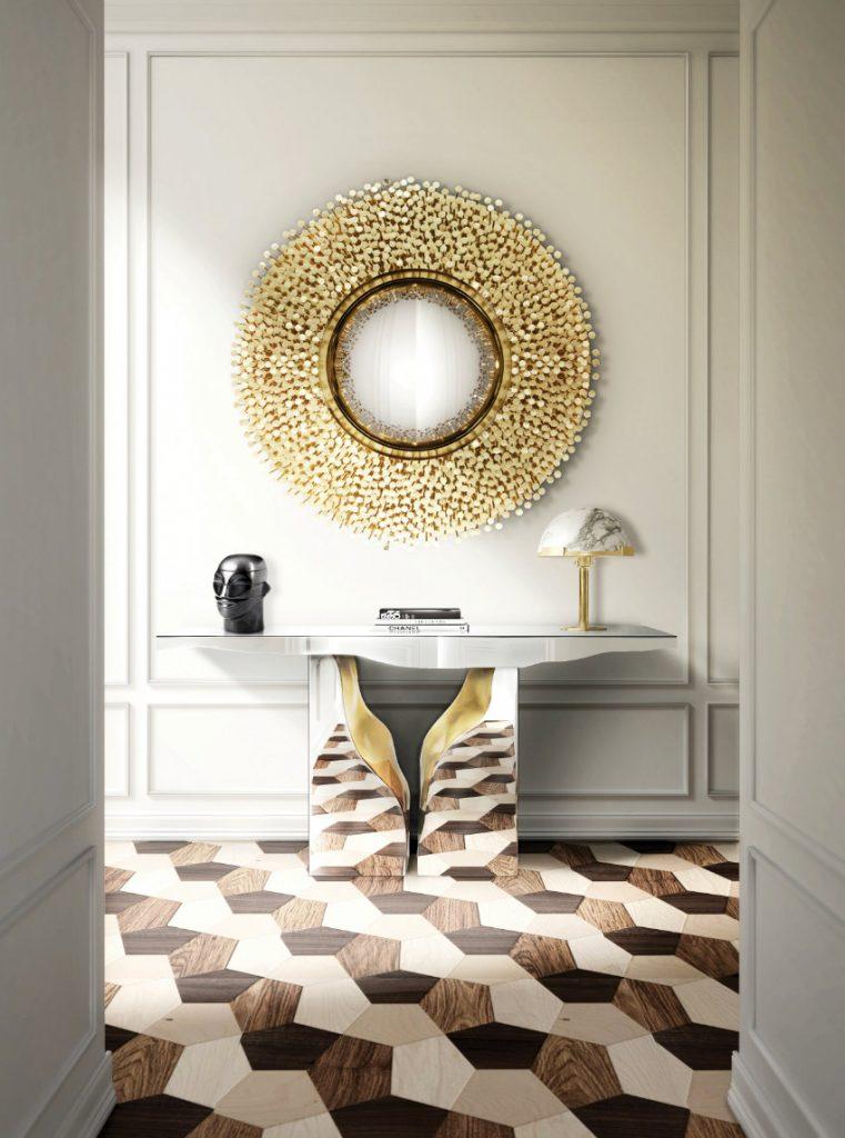 Konsolentische Designmöbel: Top 10 teuersten Konsolentische robin mirror hr