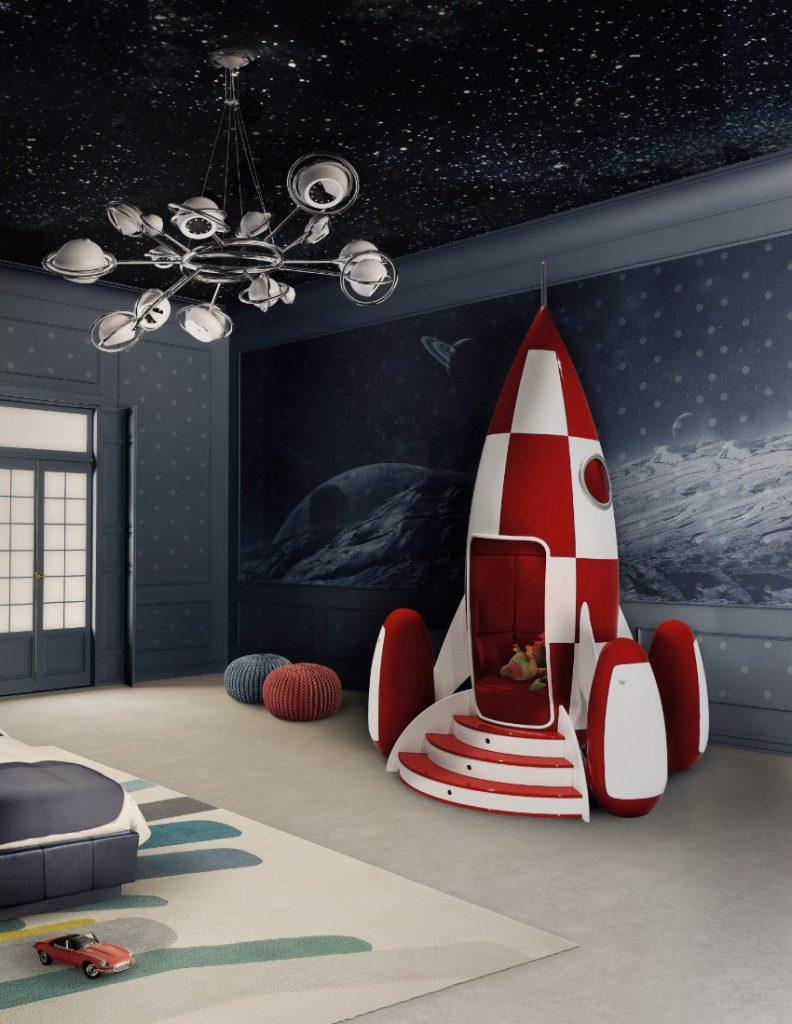 5 luxuriösen Tipps für Kinderzimmer Dekoration  Kinderzimmer Dekoration 5 luxuriösen Tipps für Kinderzimmer Dekoration rocky rocket ambience circu magical furniture 01